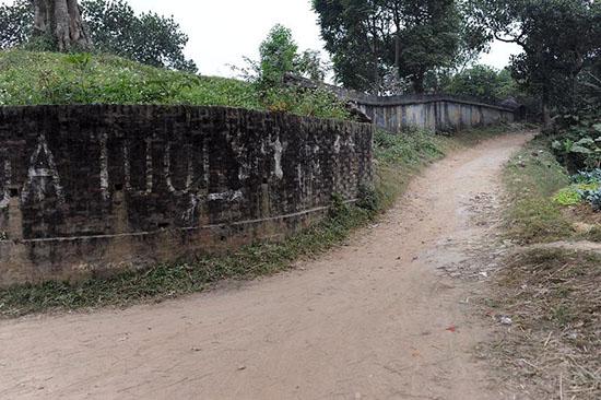 Tường Thành Cổ Loa